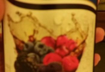 Grape Tea Cha Preto com Frutas Vermelhas e Uva Merlot Salton