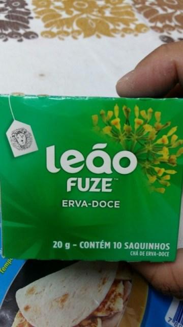 Chá de Erva-Doce Leão Fuze