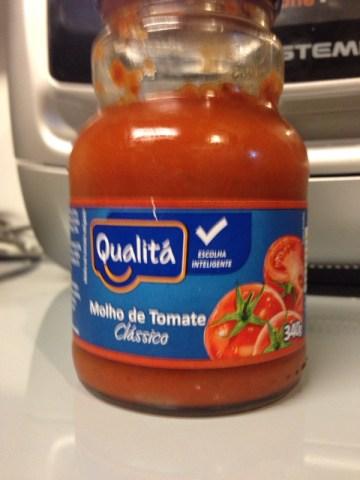 Molho de Tomate Classico Qualita
