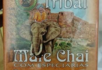 Chá Misto Mate Chai Com Especiarias Com Ingredientes Orgânicos Tribal