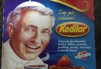 Chocolate do Papa em Pó 32% Cacau Kodilar