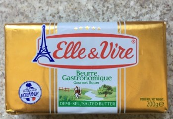 Manteiga Salgada Elle & Vire