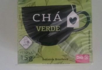 Chá Verde Dia