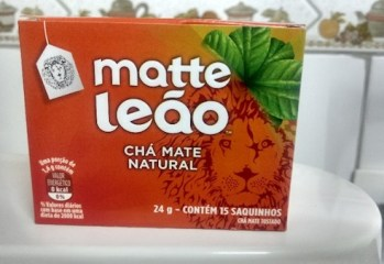 Chá Mate Natural Matte Leão