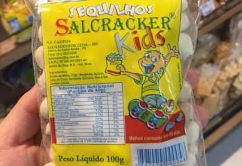 Sequilhos Salcracker Kids