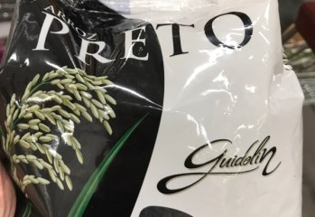 Arroz Integral Preto Guidolin