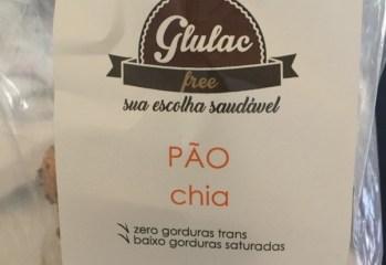 Pão Chia Glulac Free