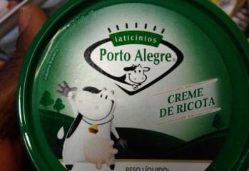 Creme de Ricota Porto Alegre