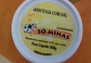 Manteiga Com Sal Sô Minas
