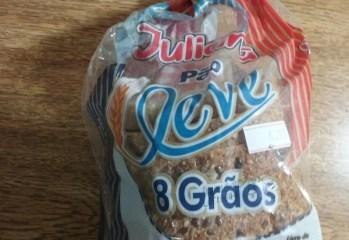 Pão Leve 8 Grãos Juliana