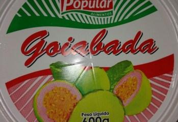 Goiabada Popular