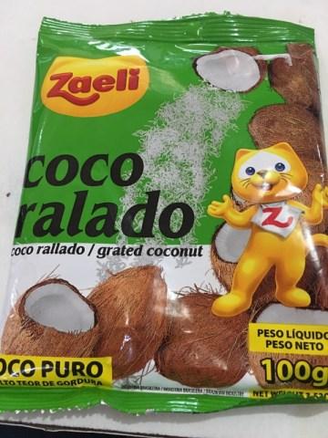 Coco Ralado Zaeli