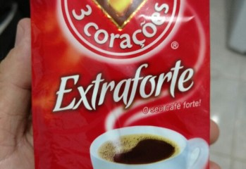 Cafe Extraforte 3 Coracoes