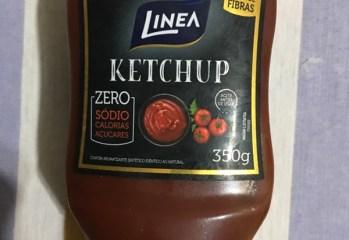 Ketchup Zero Linea