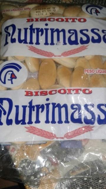 Biscoito Nutrimassa