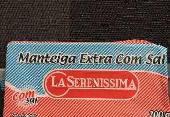 Manteiga Extra Com Sal La Serenissima