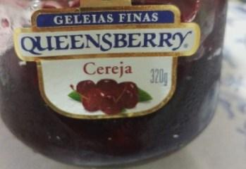 Geleia Cereja Queensberry