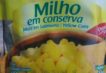 Milho em Conserva Predilecta