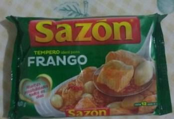 Tempero para Frango Sazon Ajinomoto