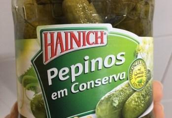 Pepinos em Conserva Hainich