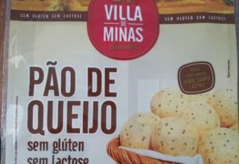 Pão de Queijo Com Chia Villa de Minas