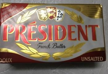 Manteiga Sem Sal President