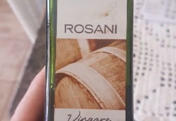 Vinagre Balsâmico Rosani