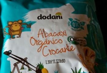 Abacaxi Organico Crocante Dodani