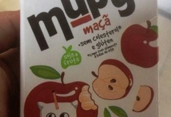Alimento à Base de Extrato de Soja com Suco de Maçã Mupy