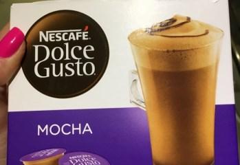 Mocha Dolce Gusto Nescafe Nestle
