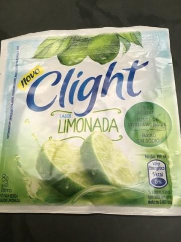 Pó para Bebida Sabor Limonada Clight