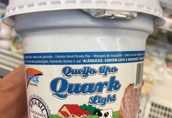 Queijo Tipo Quark Light Nattura