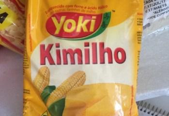 Farinha de Milho Kimilho Yoki
