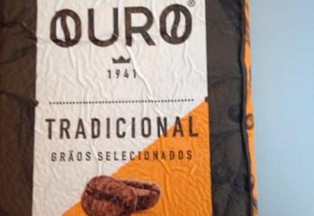 Café Torrado e Moído Tradicional Café Ouro