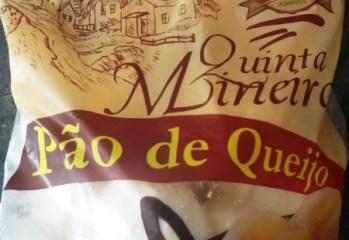 Pão de Queijo Tradicional Quinta Mineira Cláudia Alimentos