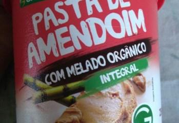 Pasta de Amendoim Integral com Melado Orgânico Guimarães