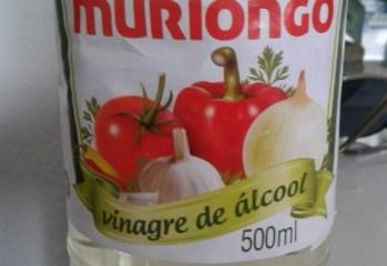 Vinagre de Álcool Muriongo