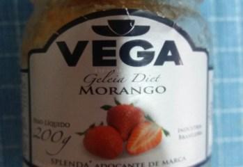 Geleia Diet Morango Vega