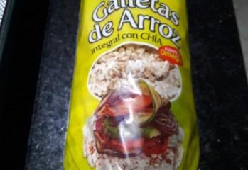 Galletas de Arroz Integral Com Chia Las Acacias