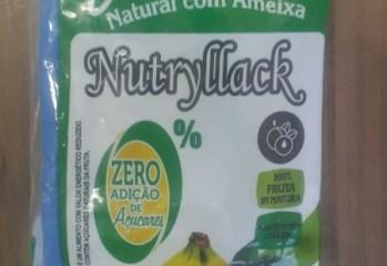 Bananada Natural com Ameixa Zero Nutryllack