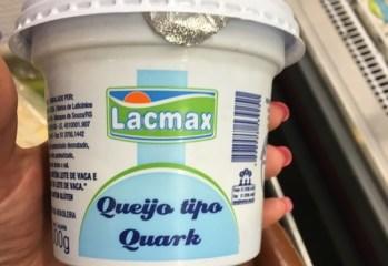 Queijo Tipo Quark Lacmax