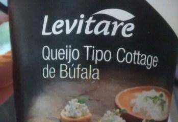 Queijo Tipo Cottage de Búfala Levitare