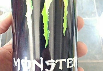 Energético Monster Energy