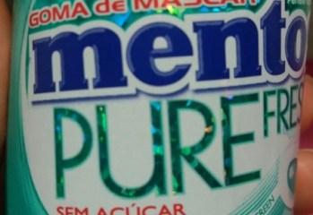Goma de Mascar Pure Fresh Wintergreen Mentos