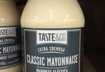 Maionese Clássica TASTE&CO