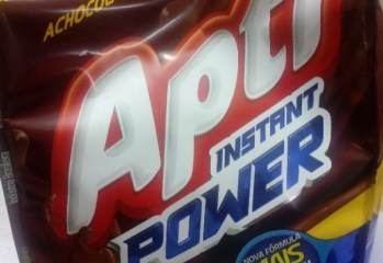 Achocolatado em Pó Instant Power Apti