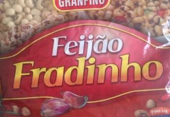Feijão Fradinho Granfino