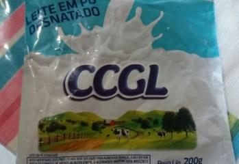 Leite em Pó Desnatado CCGL