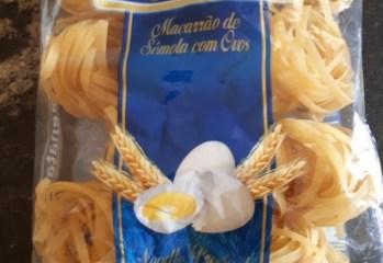 Macarrão de Sêmola com Ovos Ninho 2 Renata