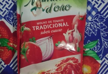 Molho de Tomate Tradicional Sabor Caseiro Cepera